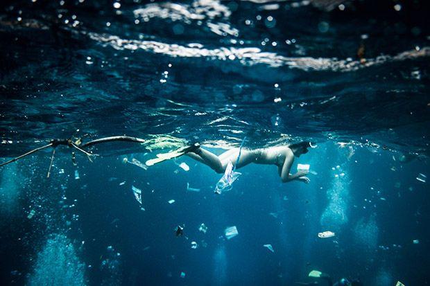 Oceano di plastica, l'inquinamento dei mari