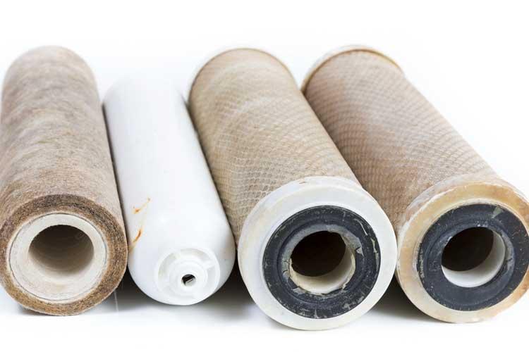 Le tipologie di filtri per il trattamento dellacqua e le loro