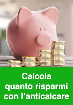 Calcola il Risparmio con un Sistema Anticalcare