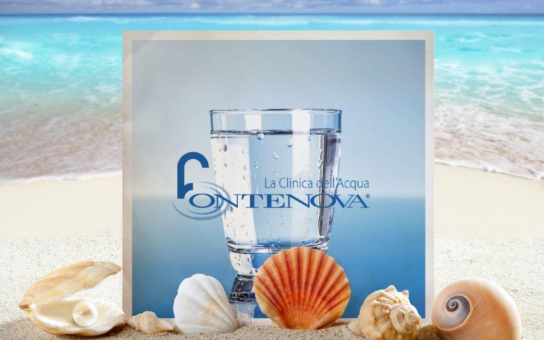 Vacanza al mare: i segreti dell'acqua blu