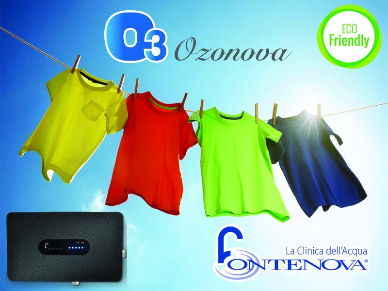L'ozonizzatore naturale dei tessuti