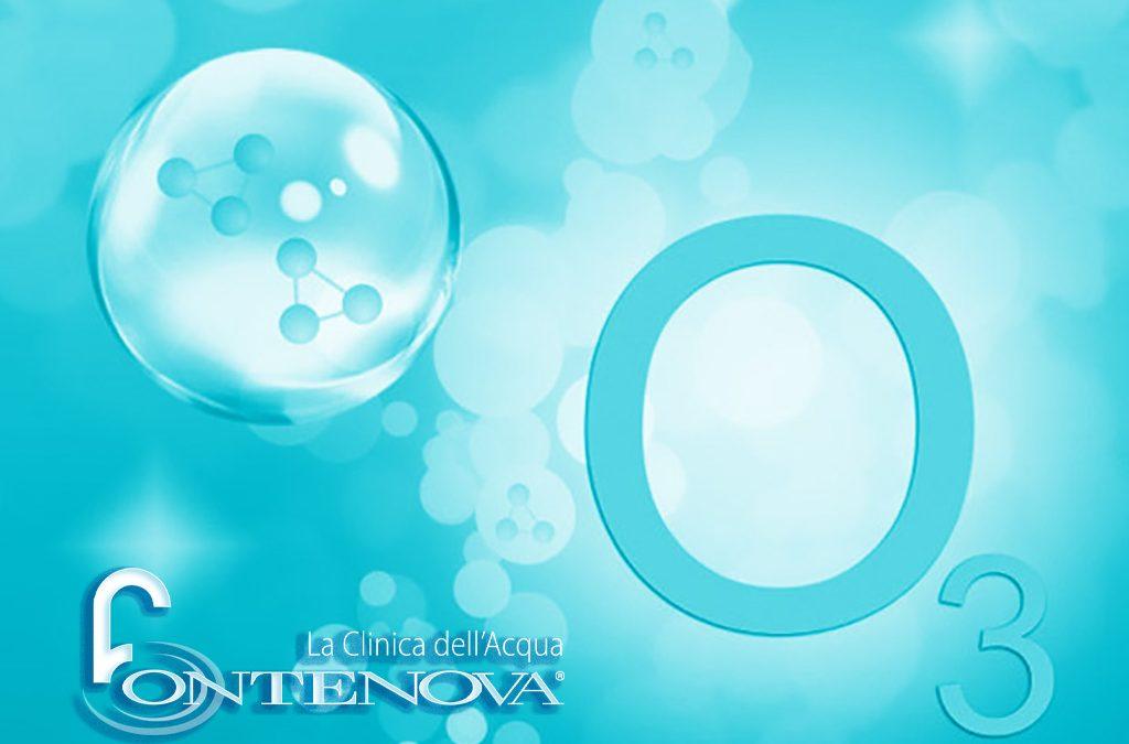 Tutte le proprietà dell'ozono