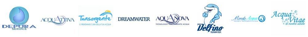 Assistenza e riparazione depuratori di acqua marchi acquisiti
