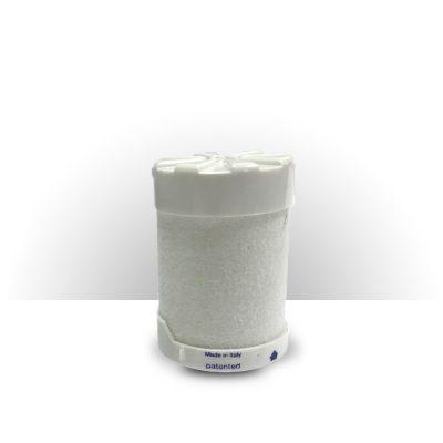 Immagine di una ricarica di un filtro doccia