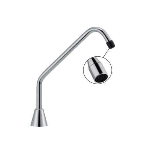 Immagine del rubinettino opzionale aggiuntivo per frigogasatori con telecomando wireless con dettaglio dell'areatore