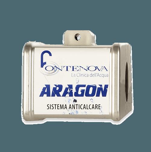 Dettaglio dell'anticalcare magnetico naturale aragon