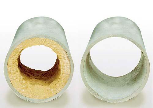 Togliere calcare dai tubi con anticalcare magnetico naturale aragon